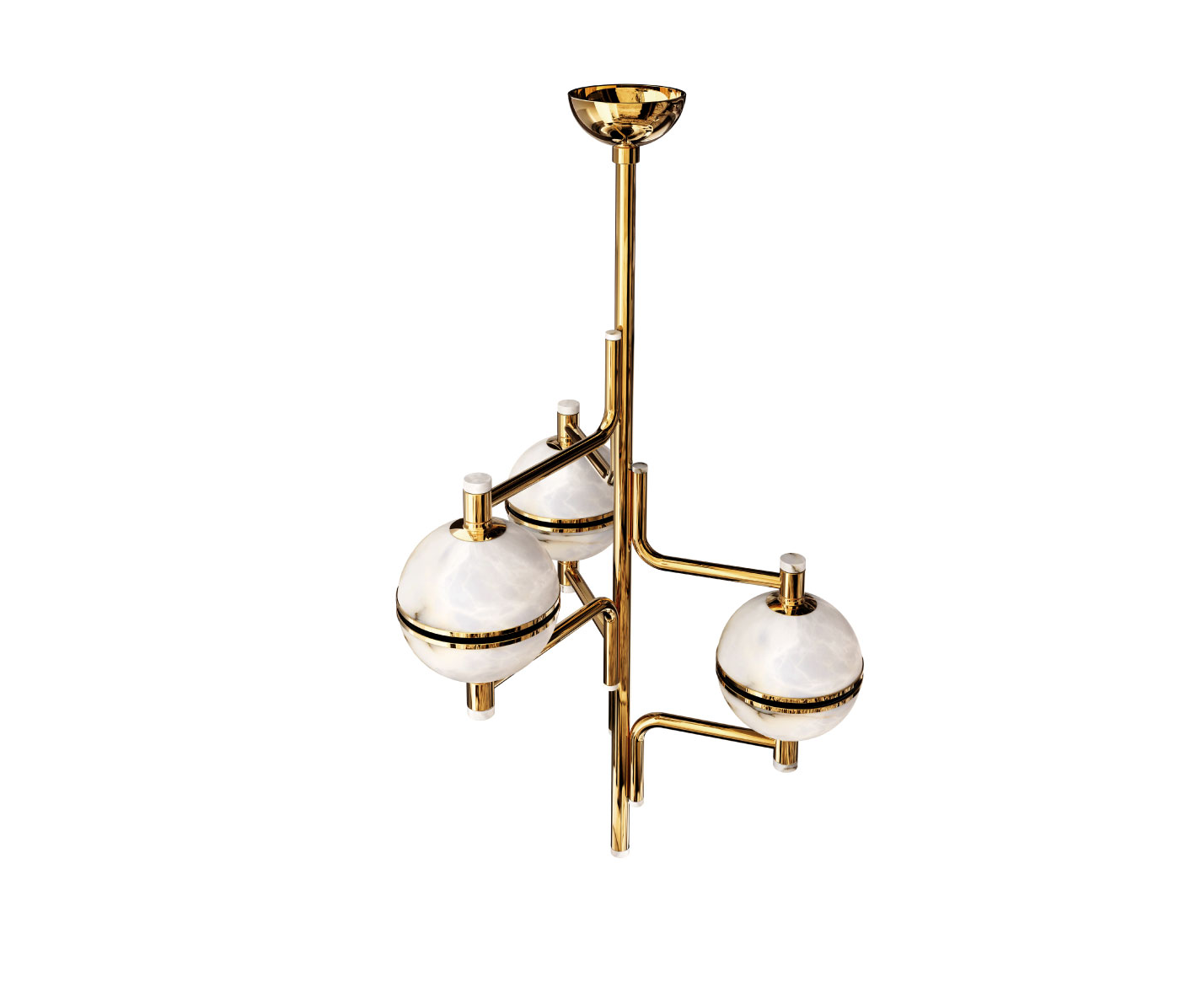 Andros II Suspension Lamp
