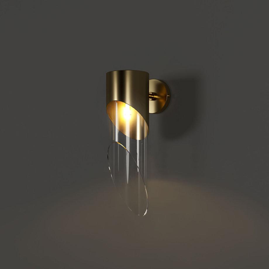 Bamboo ii wall lamp