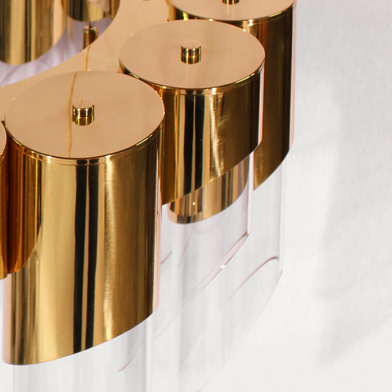 Bamboo suspension lamp detalhe 2