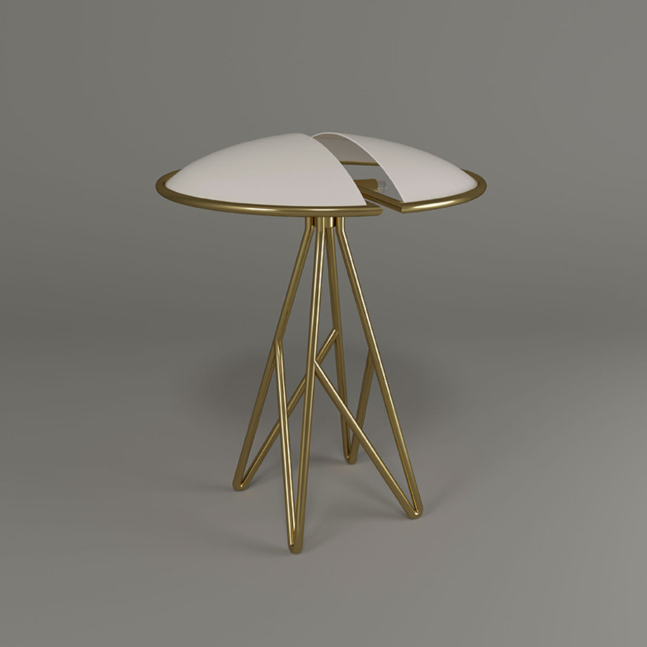 Beetle table lamp