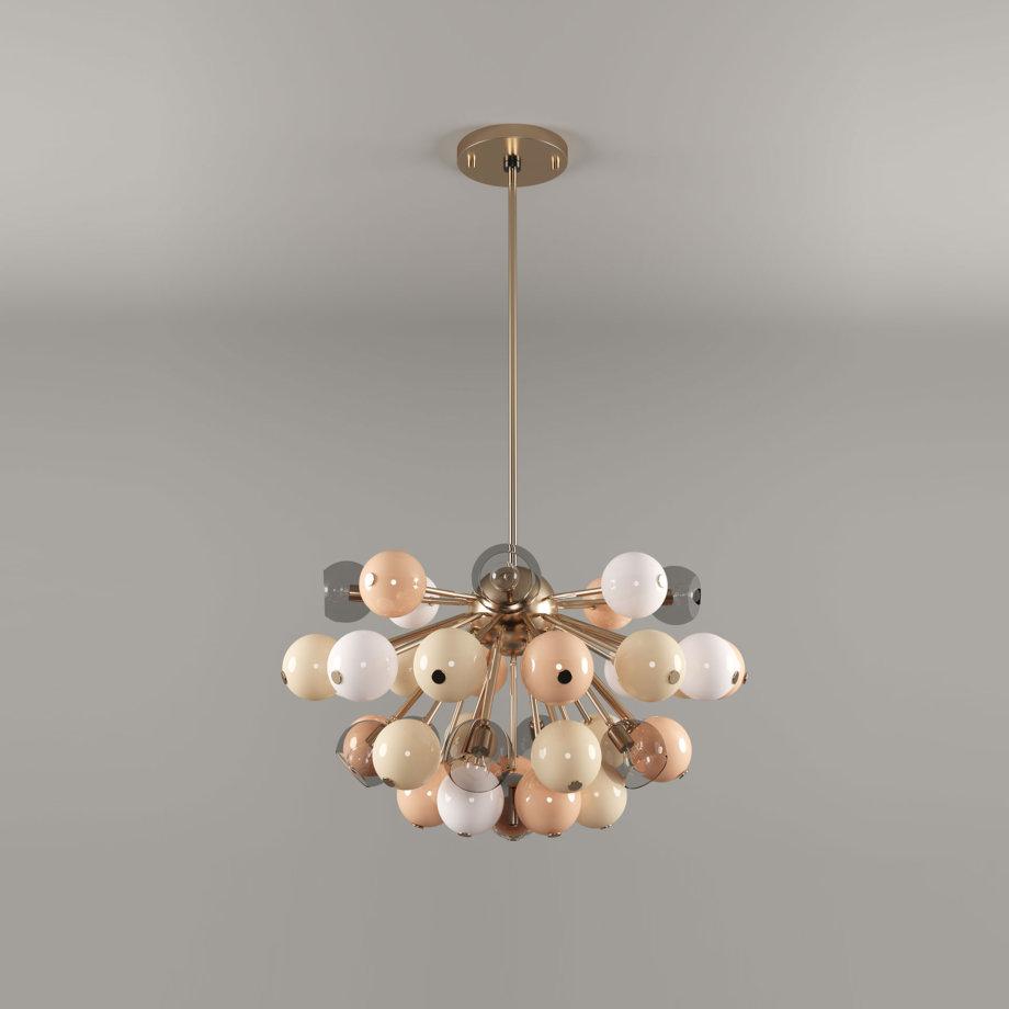 Berries suspension lamp