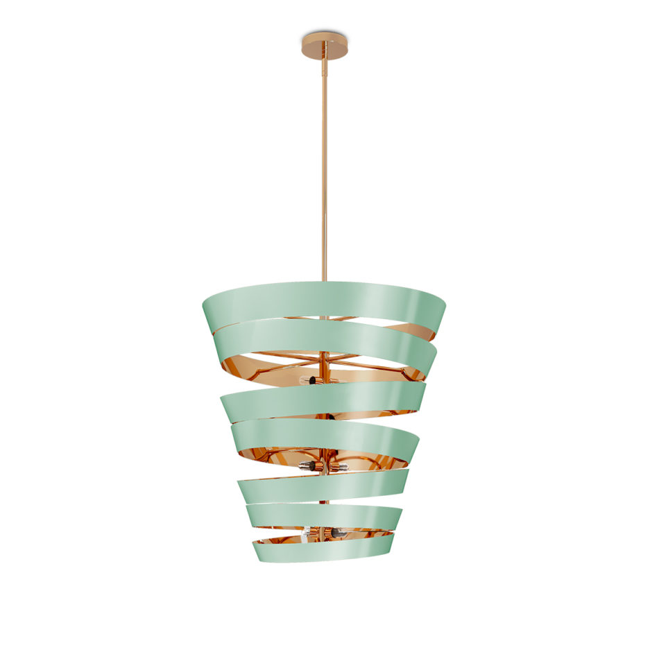 Bilbao Lamp Trendy Neo Mint Color