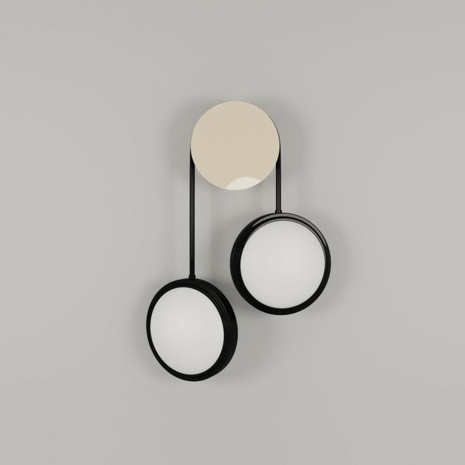 Blox wall lamp