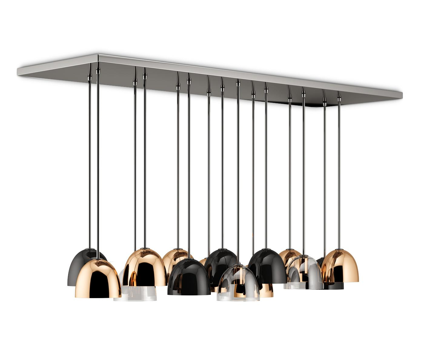 Bombarda Suspension Lamp