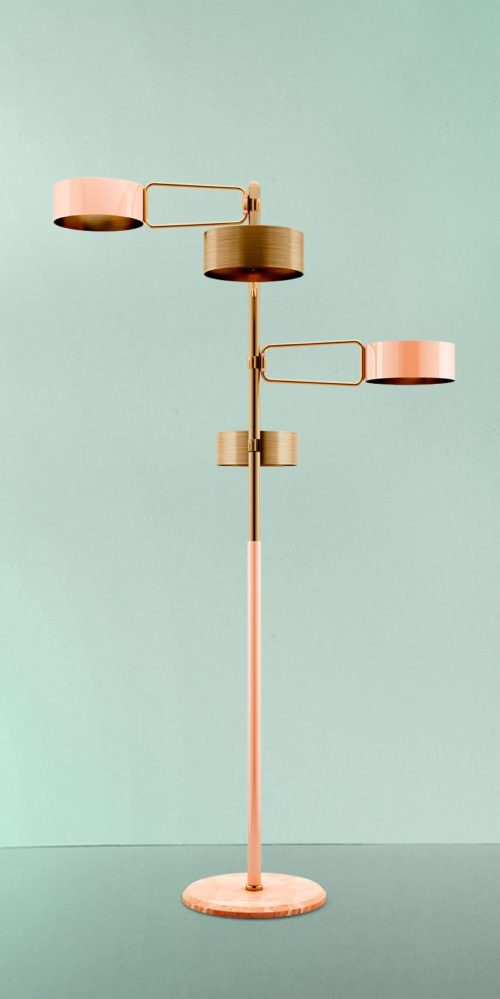 Bromptom Floor Lamp