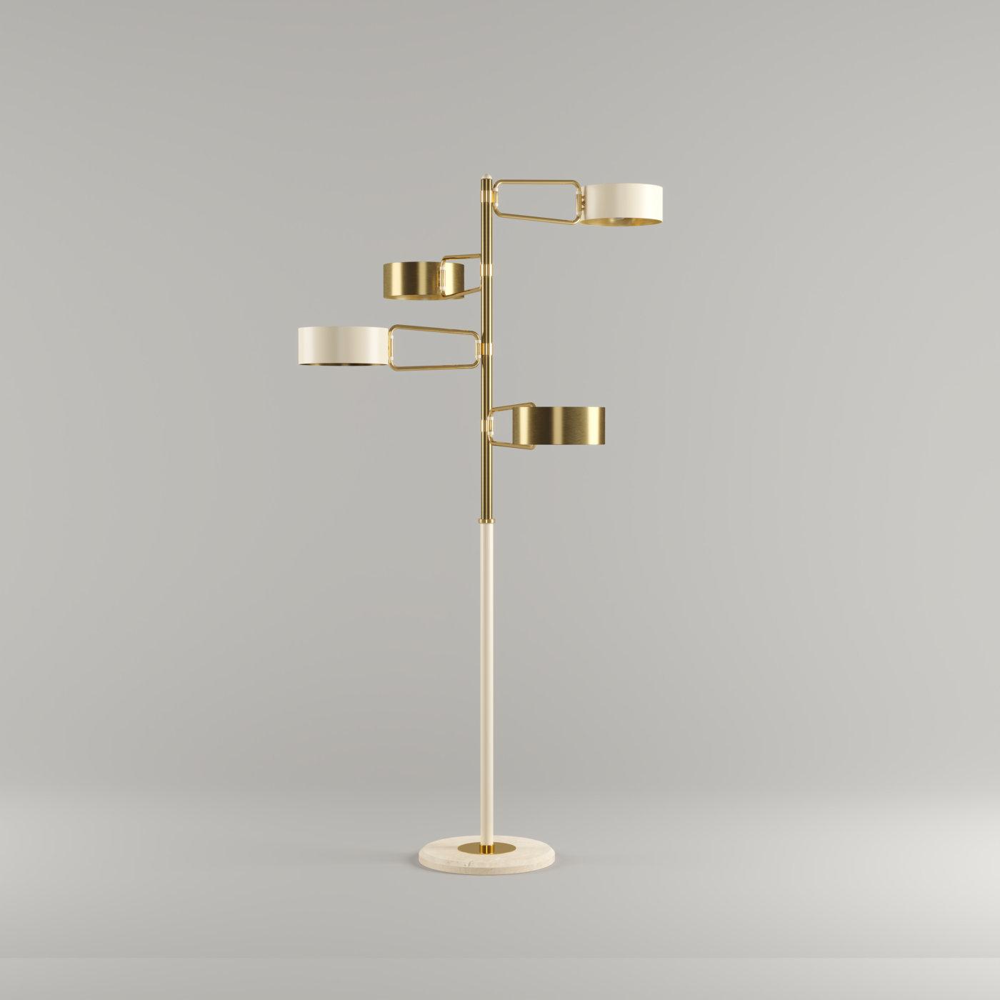 Brompton floor lamp by creativemary