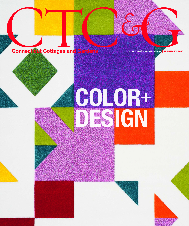 CTC&G Magazine featuring Mandevilla Pendant Lamp III