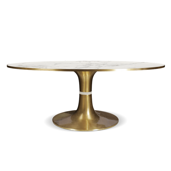 Caddo Dining Table by Porus Studio