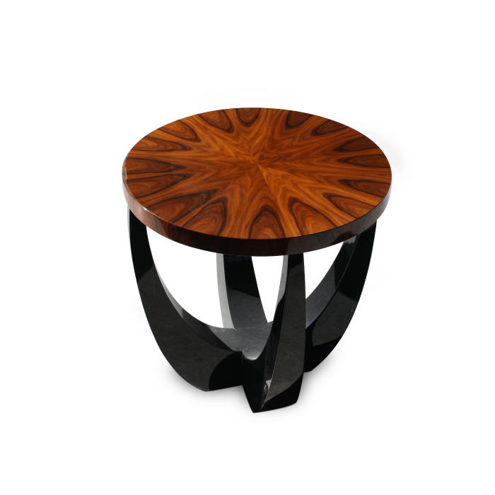 Canopy side table by Malabar