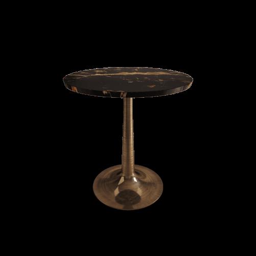 Carsland side table by Porus Studio