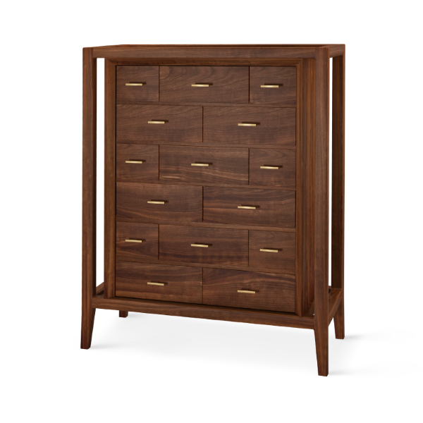 Caxton Chest of drawers by Wood Tailors Club