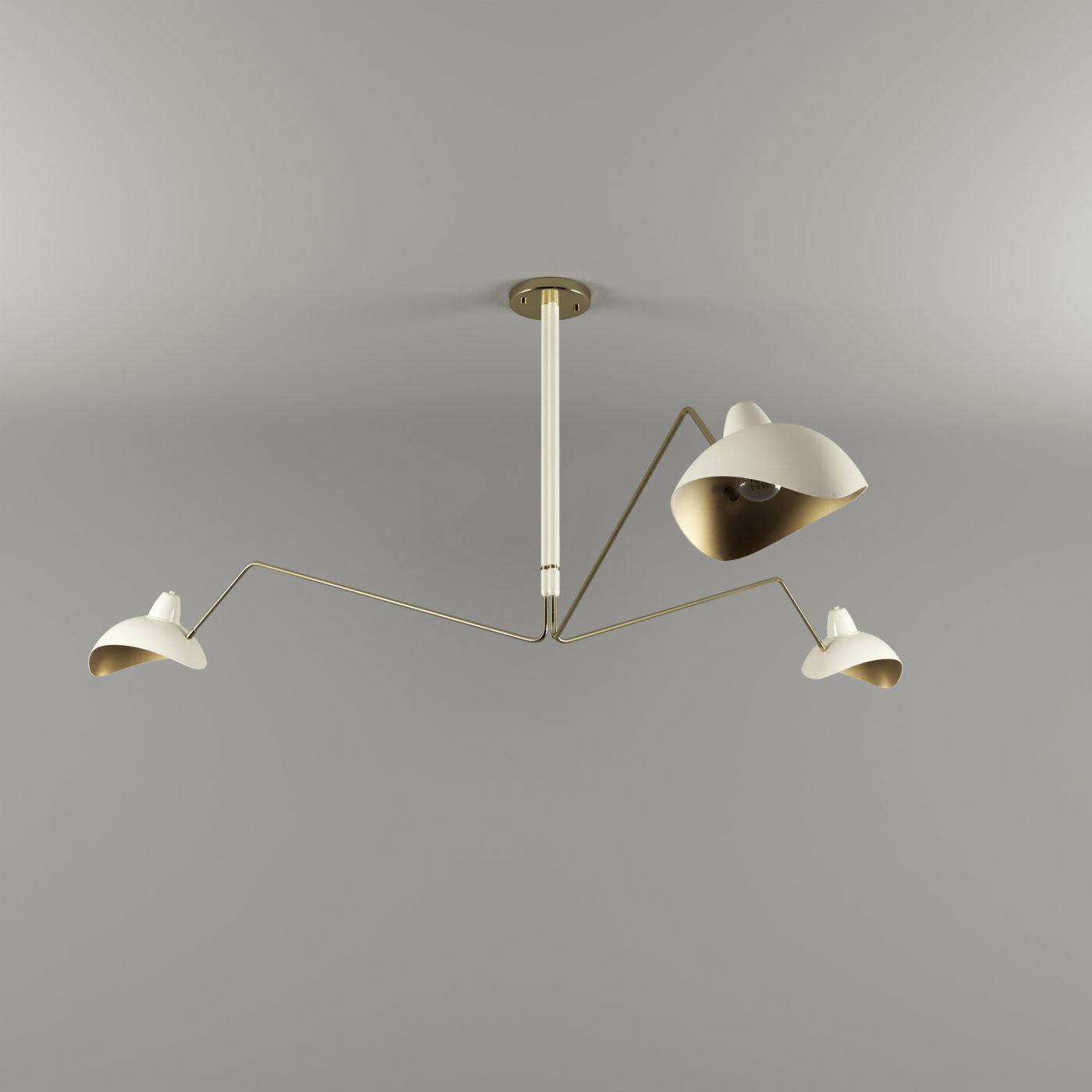 Chelsea suspension lamp