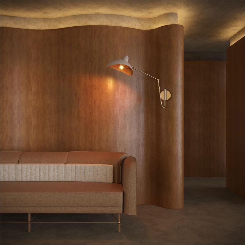 Chelsea wall lamp lighting