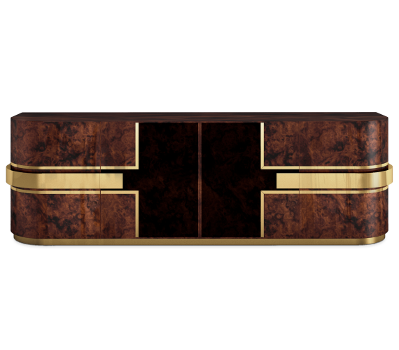 Chrysler Sideboard by Malabar