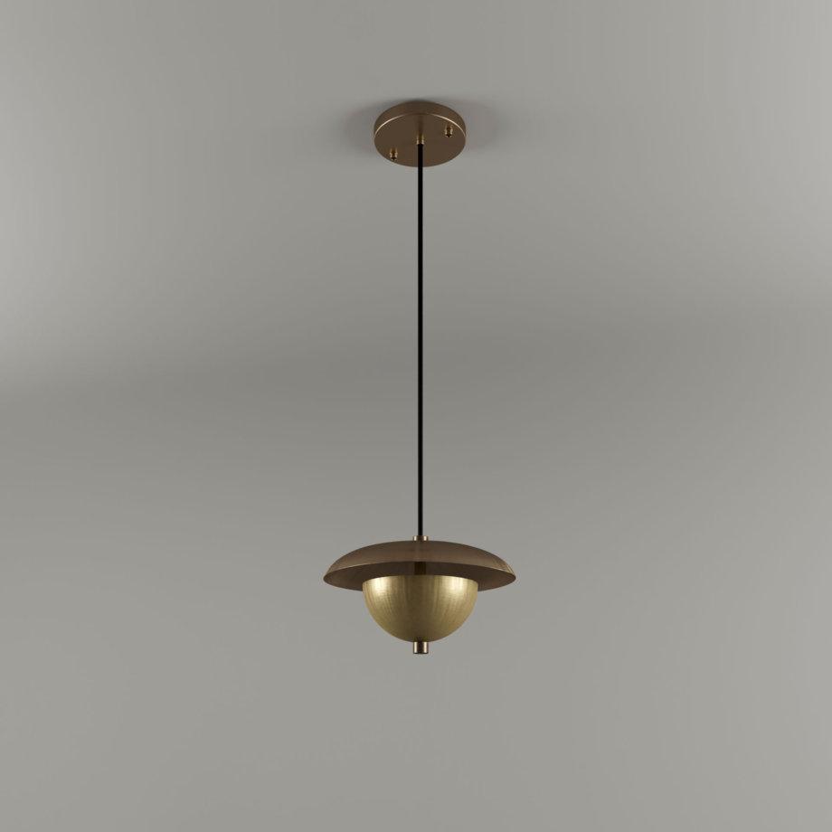 Evoluon pendant lamp 5 site