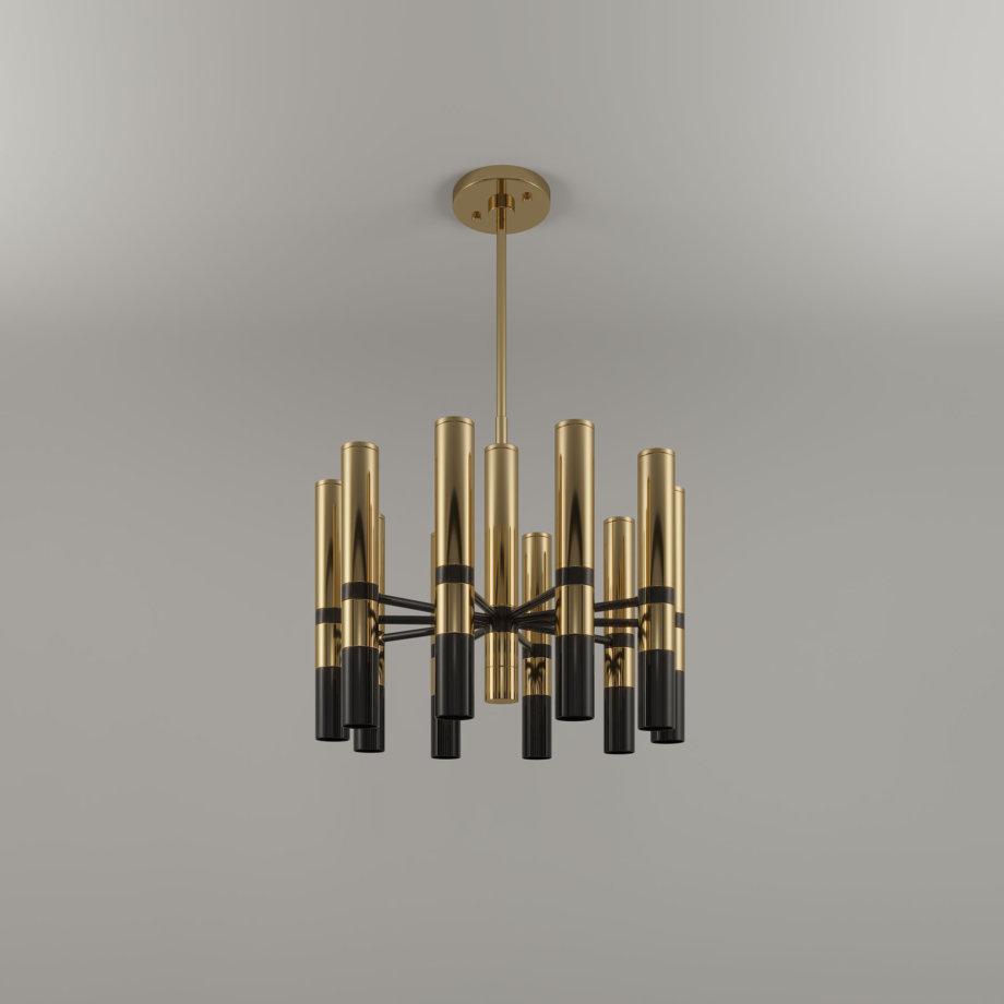 Granville ii suspension lamp