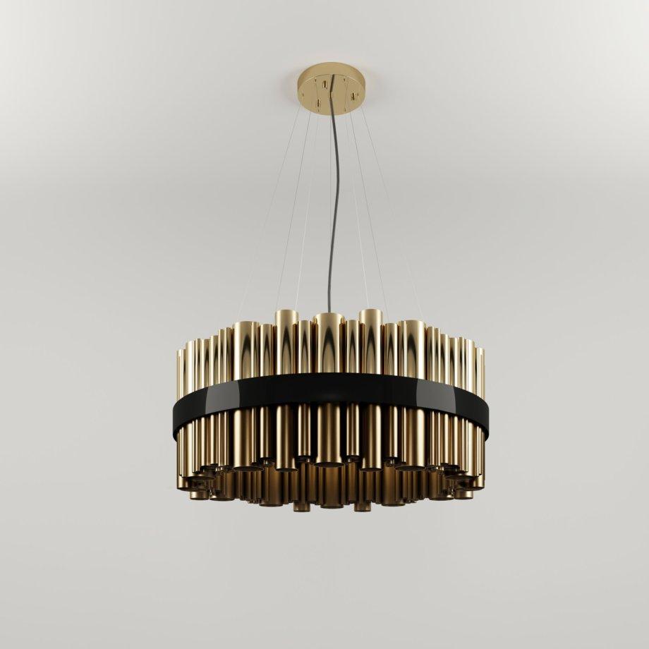 Granville round suspension lamp 1 2