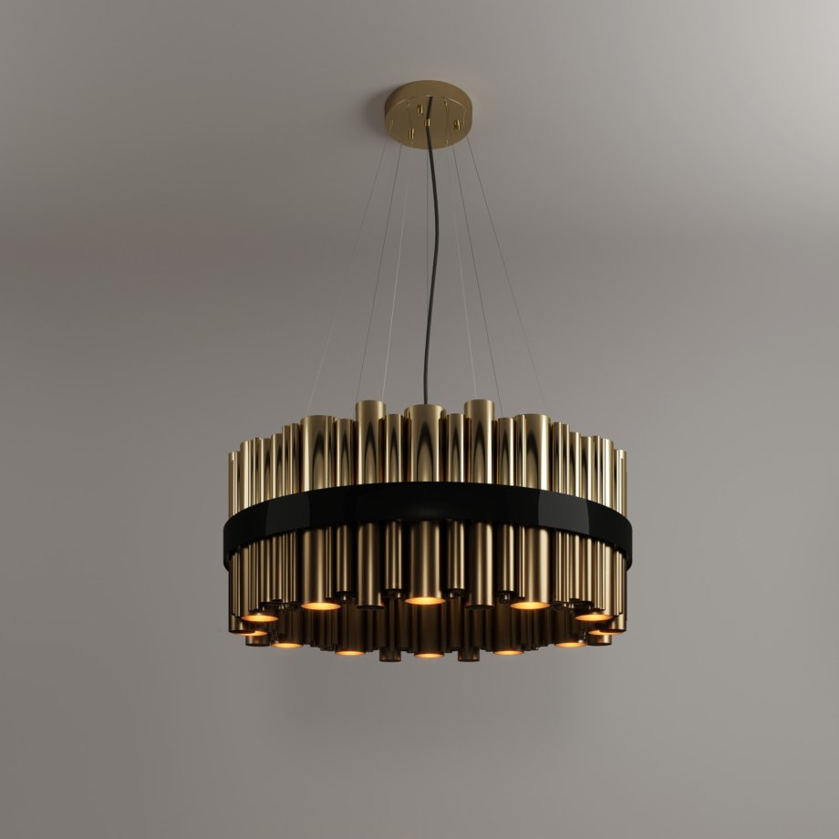 Granville round suspension lamp 2 1