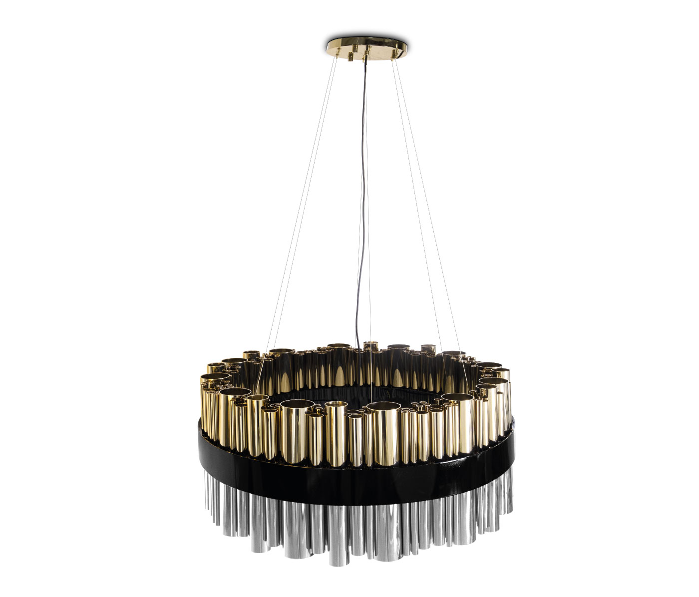 Granville Round Suspension Lamp