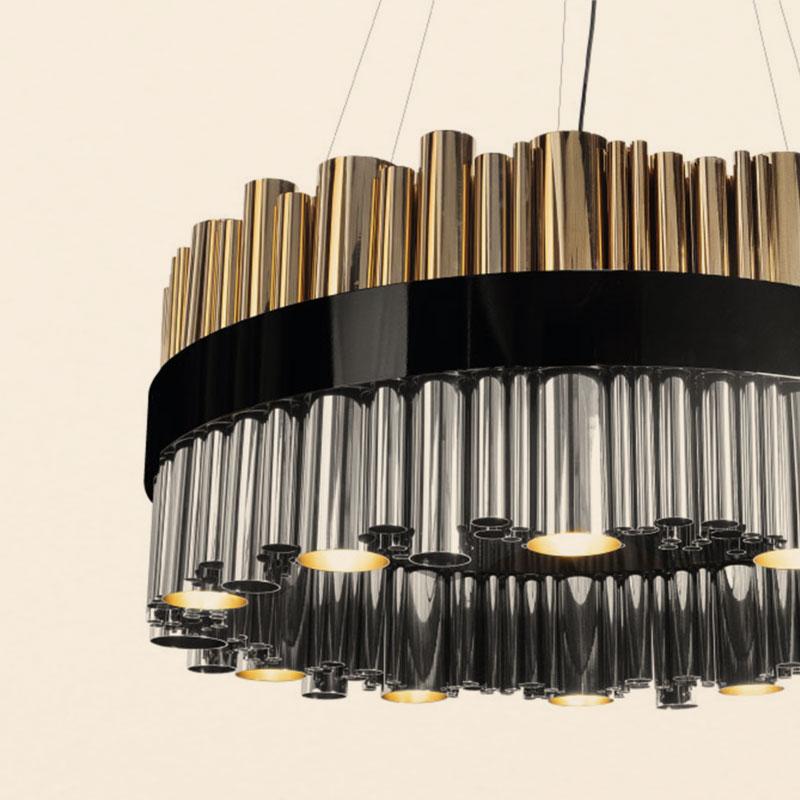 Granville round suspension lamp detalhe 5