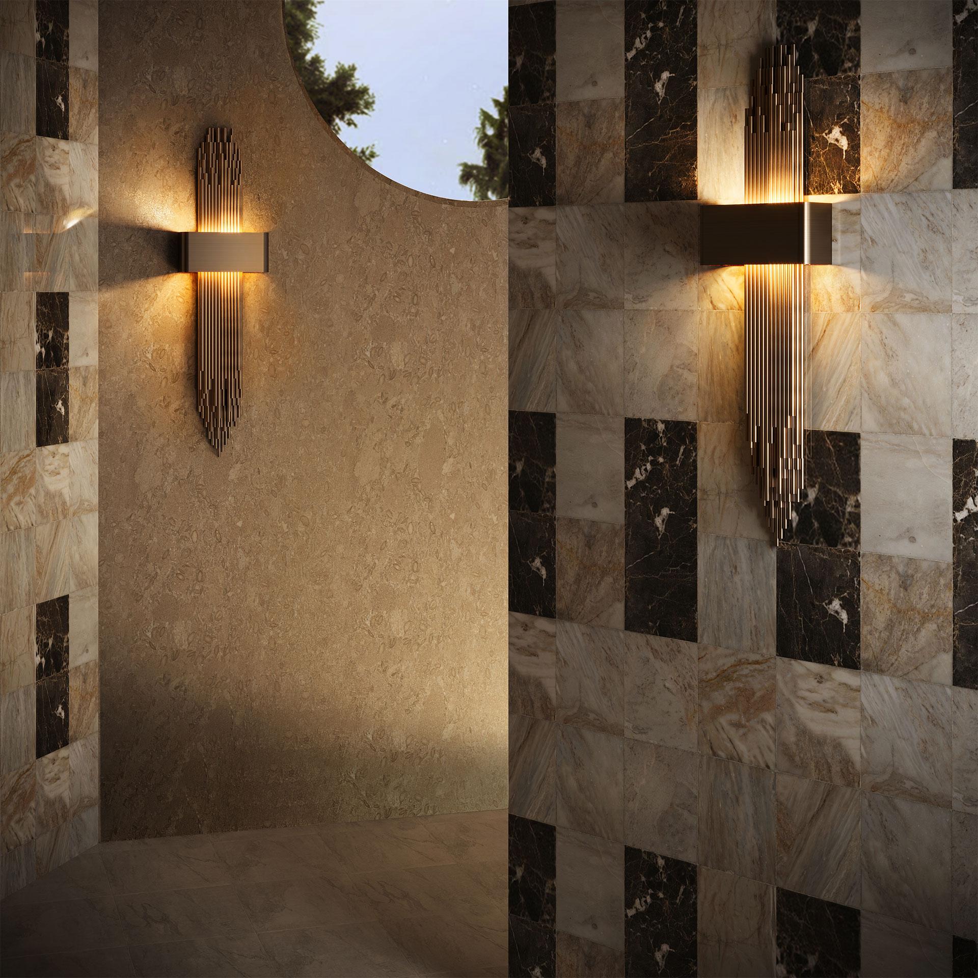 Granville wall lamp
