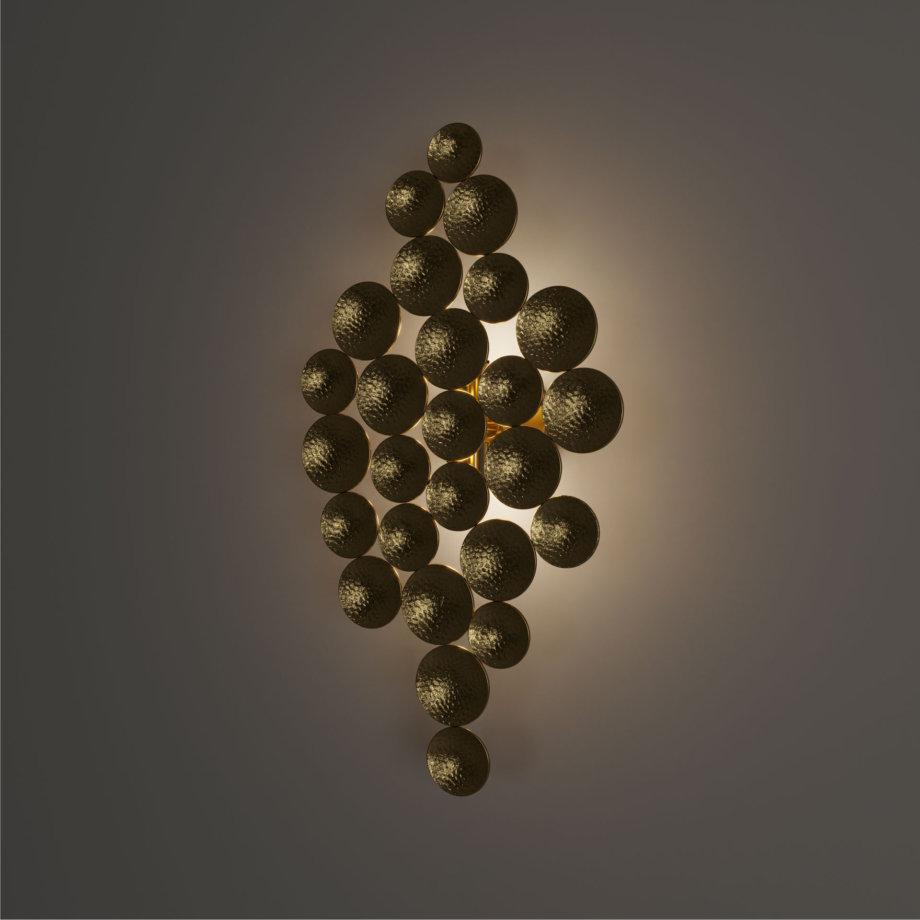 Grapes wall lamp