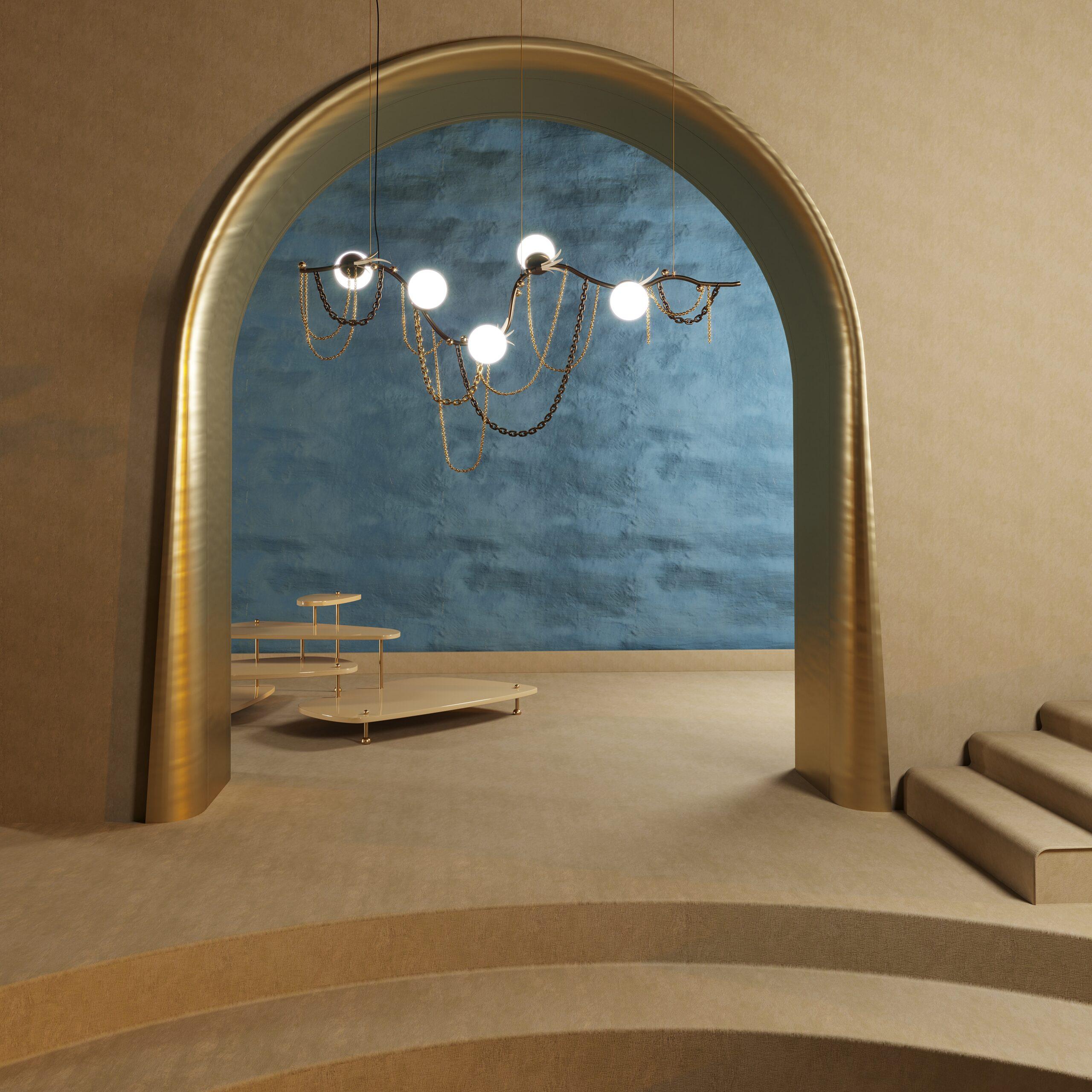 Hanging lamps - berlin suspension lamp