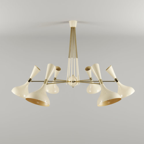 Helsinki suspension lamp
