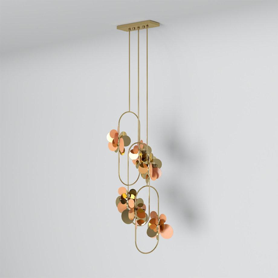 Hera suspension lamp