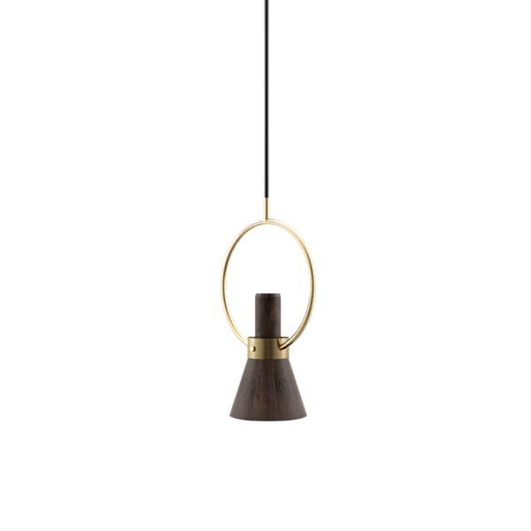 Humphry Pendant Lamp designed by Wood Tailors