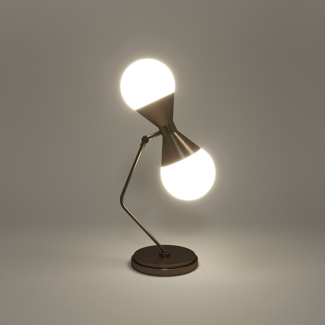 Iconic lights nomad table lamp by creativemary