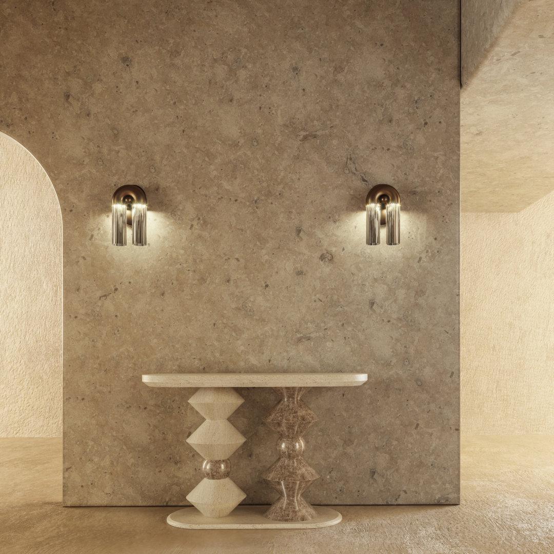Iconic lights silo wall lamp by creativemar