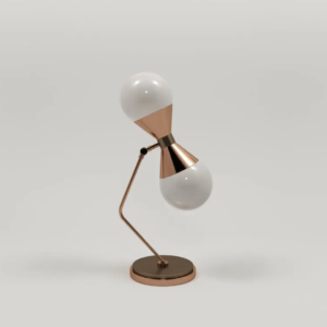 Iconic light nomad table lamp
