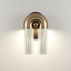 Iconic lights silo wall lamp by creativemary