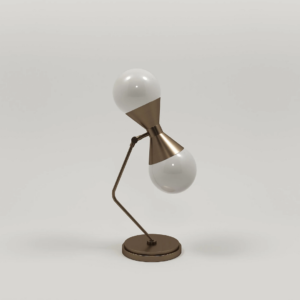 Iconic lights nomad table lamp