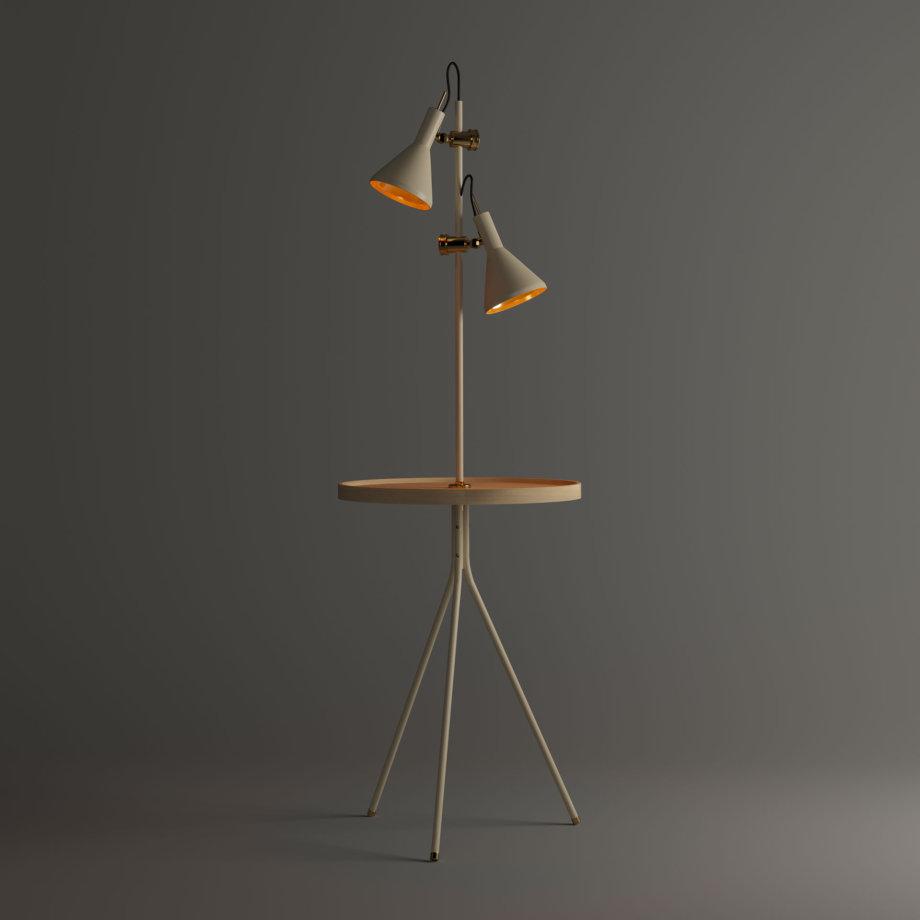 Karlin floor lamp