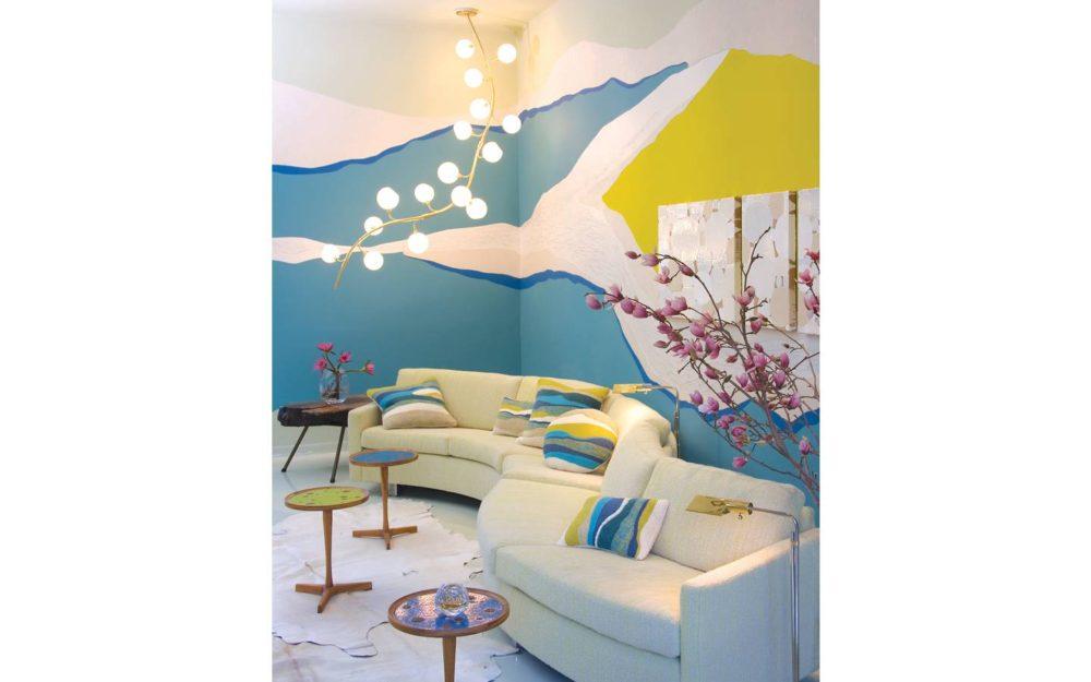 Amy Lau Interior Design - Installation