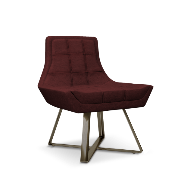 Kubrik Dining Chair by Porus Studio