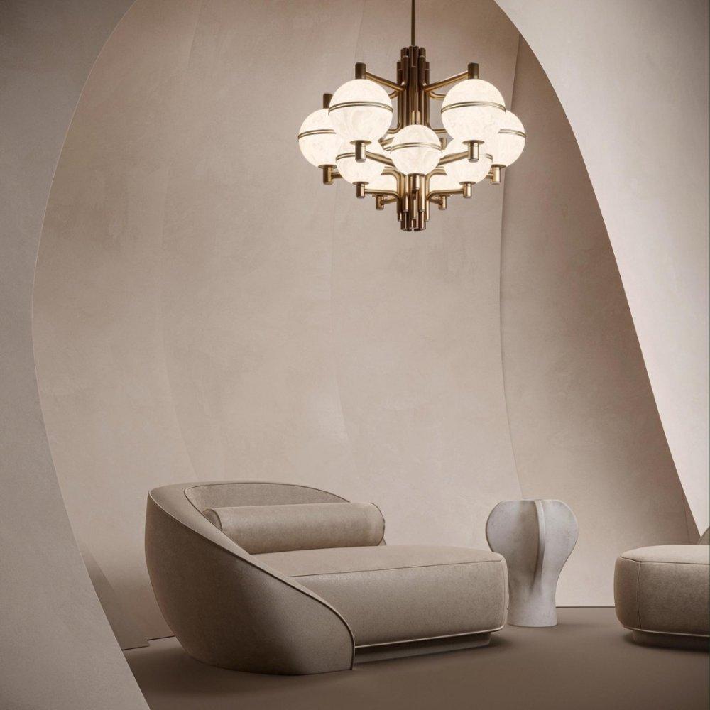 Living room lighting-cm