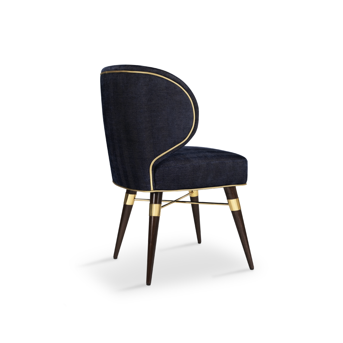Louis Dining Chair designed by Ottiu