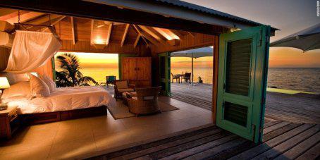 Luxury travel destination