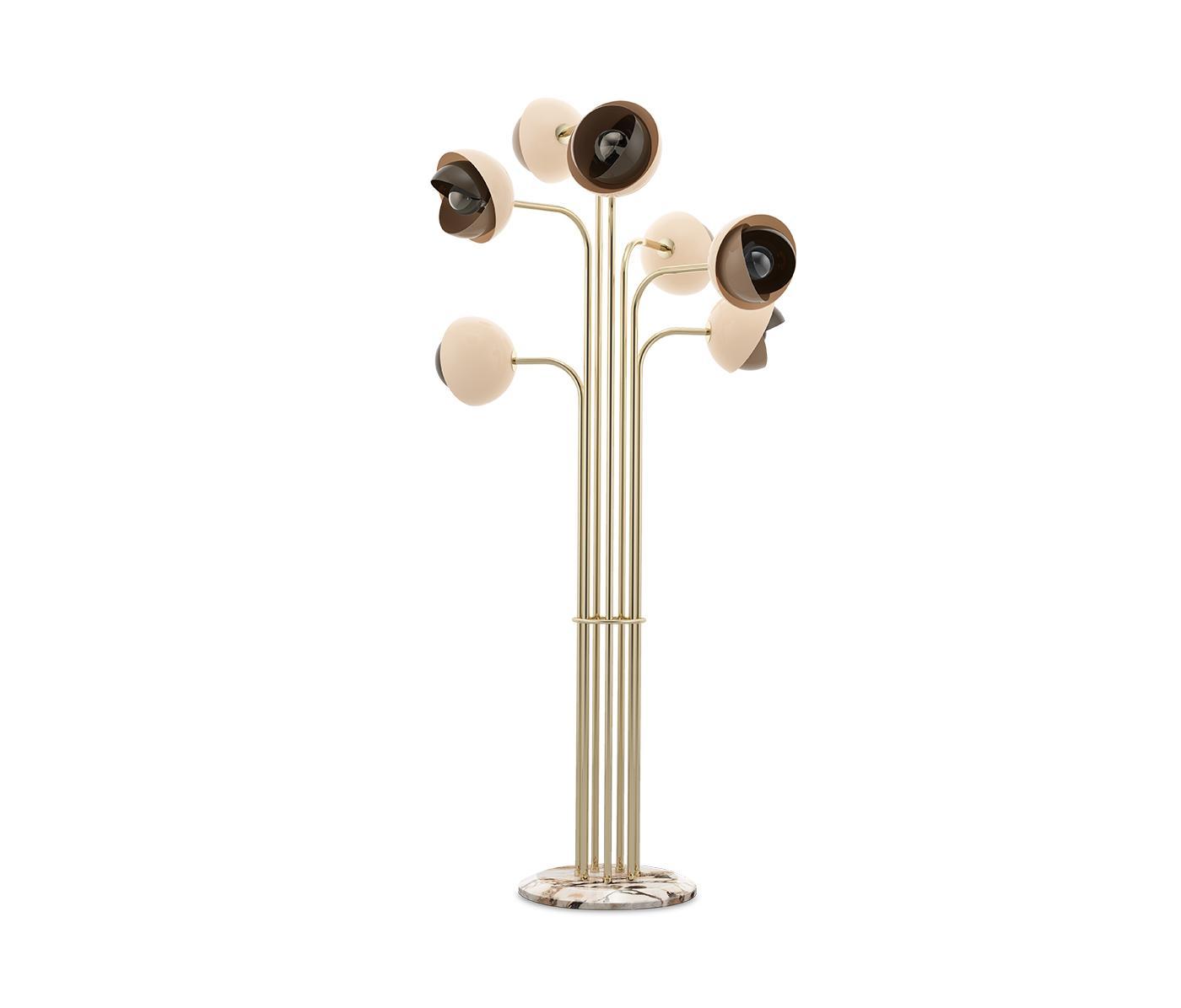 Mandevilla Floor Lamp