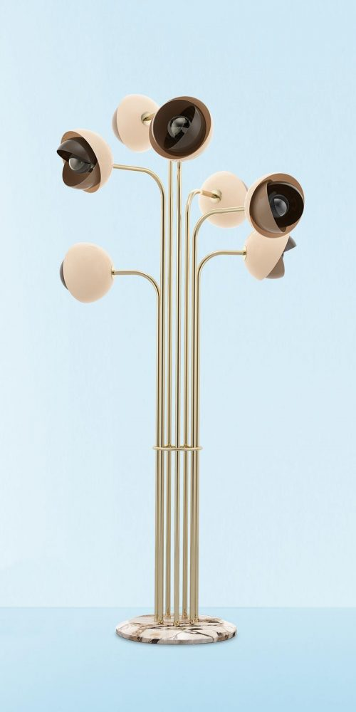 Mandevilla Floor Lamp