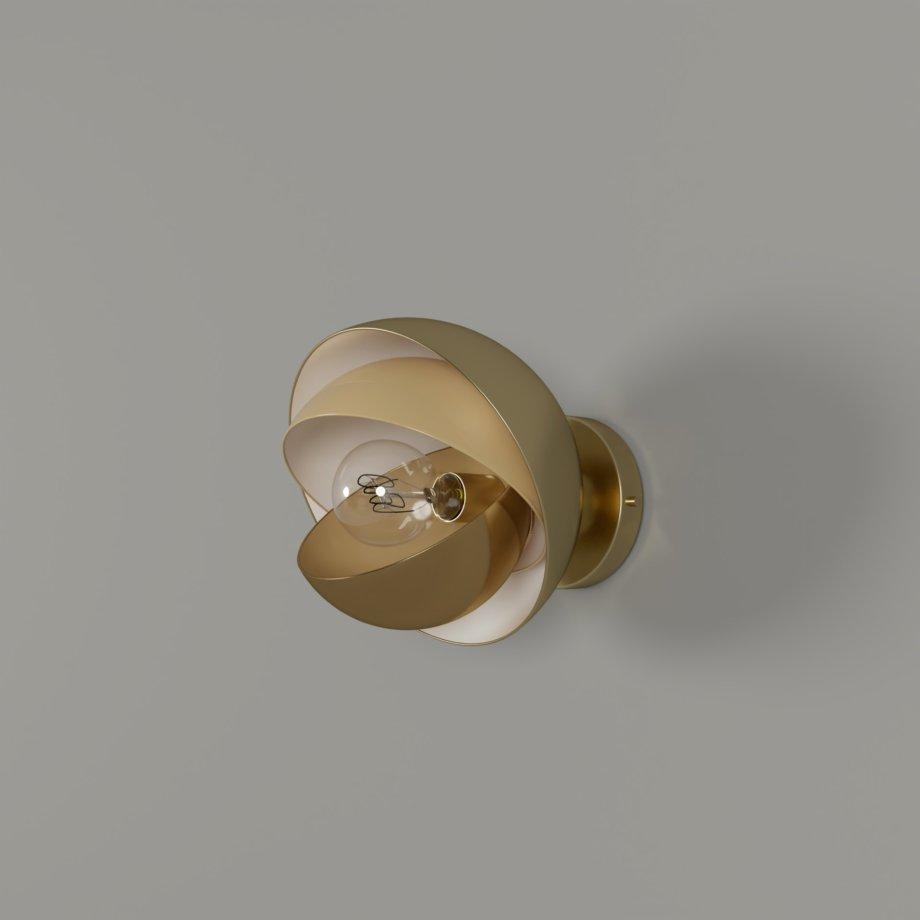 Mandevilla wall lamp
