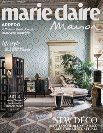 Marie Claire Maison March 2018