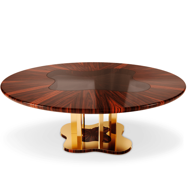 Marina Dining Table by Malabar