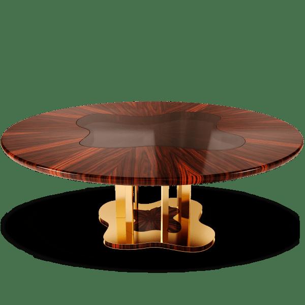 Marina Dining Table by Malabar