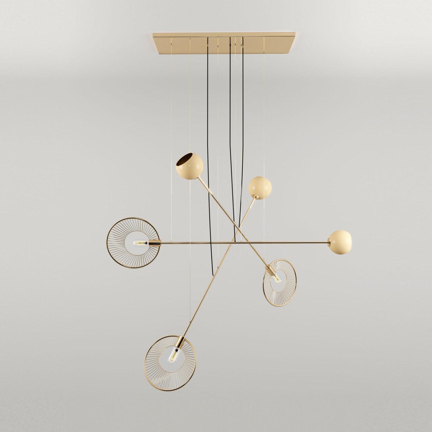 Melrose suspension lamp