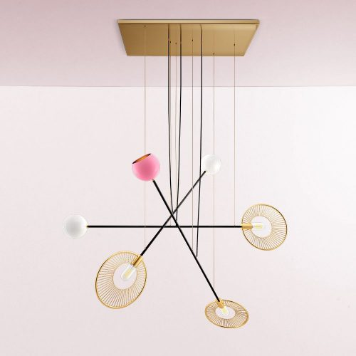 Melrose Suspension Lamp