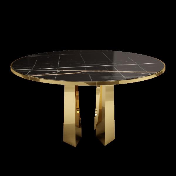 Mills Dining Table by Porus Studio